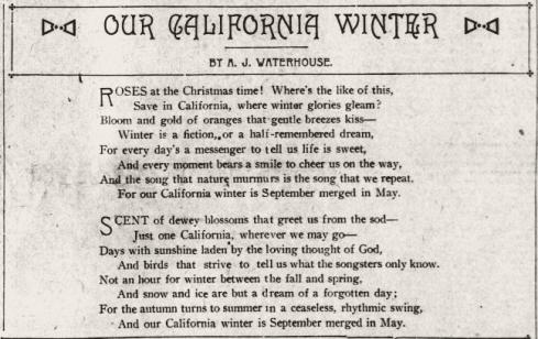 The San Francisco Call December 24, 1905