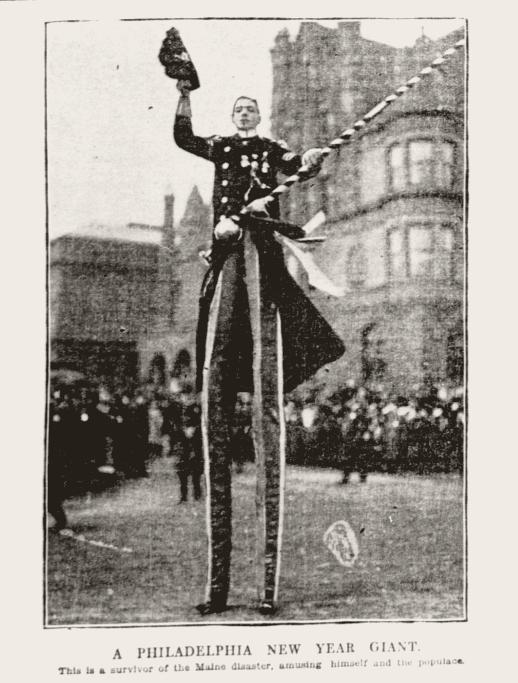 The New York Tribune December 27, 1903