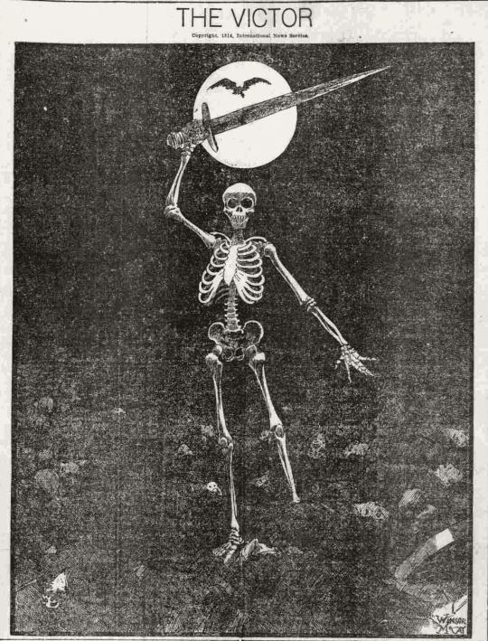 El Paso Herald January 1, 1915